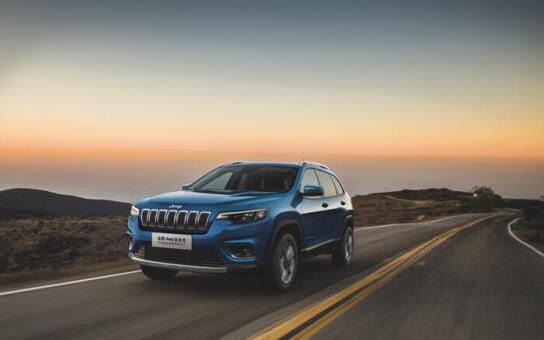 只需5万Jeep自由光即可开回家!