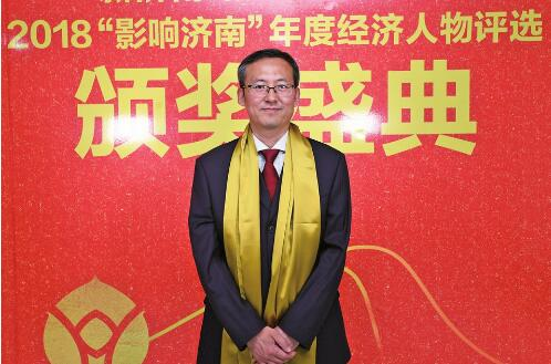 山東三箭集團有限公司總經理 劉家昌