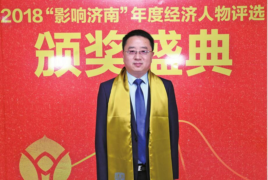 中國人民財產保險股份有限公司濟南市分公司總經理 孫 建