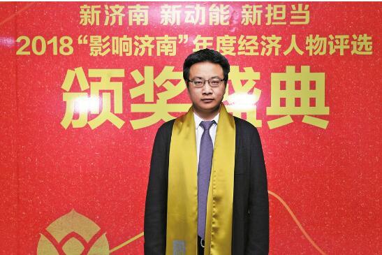 山东赤子城网络技术有限公司创始人、CEO 刘春河