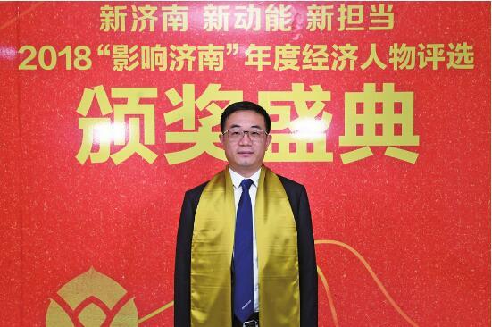 濟南森峰科技有限公司董事長 李峰西