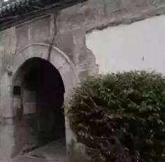 将军庙街的不经意