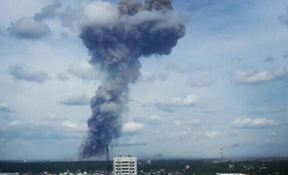 震惊了!俄罗斯炸药厂爆炸 爆炸事故原因具体什么情况?