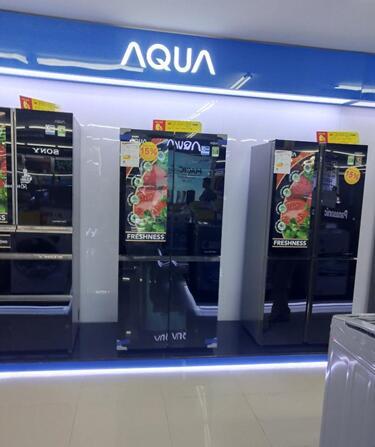 """海尔冰箱为何成了越南""""网红""""?当地最大卖场里找到答案了"""