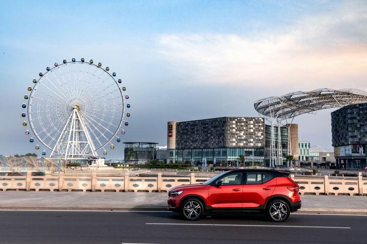 都市灵感 探索型动――沃尔沃全新XC40媒体试驾会登陆青岛