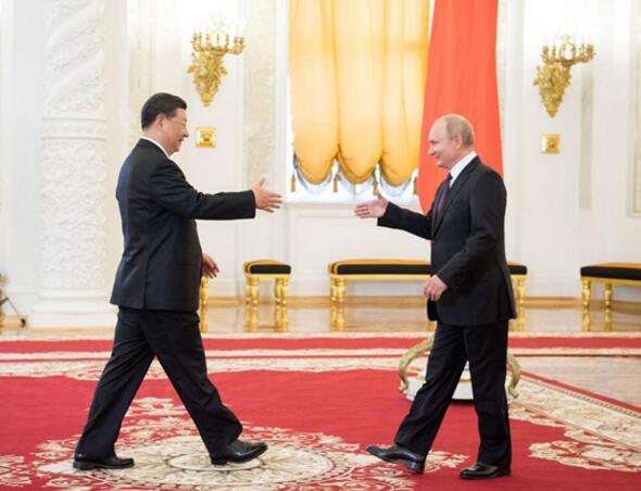 好邻居,真伙伴 习近平推动中俄关系走进新时代