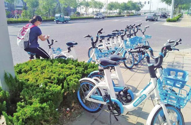 标准编制启动 市场呼声强烈 共享电动自行车有望在济破冰