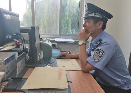 """""""撑腰""""民警王海港:""""我做过很多事,比这证明重要得多"""""""