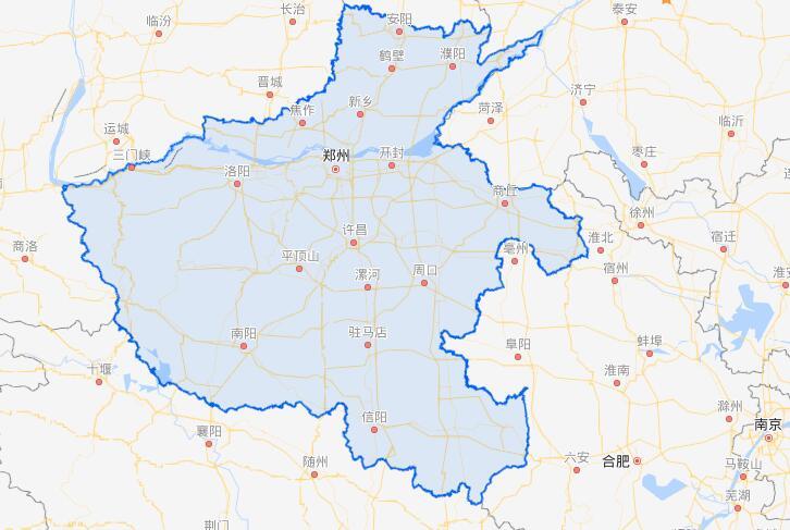 豫城镇化增幅第一 常住人口居全国第三位