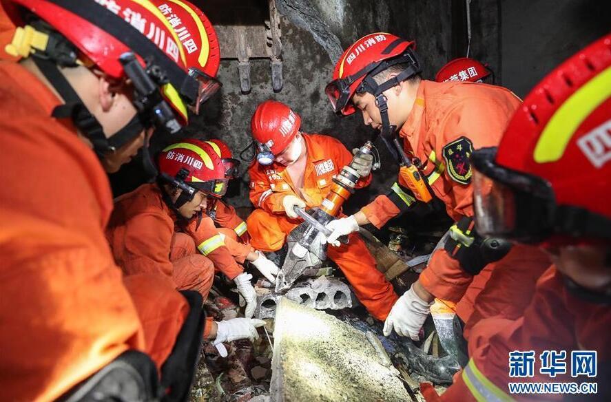 四川长宁地震已造成12人死亡、125人受伤