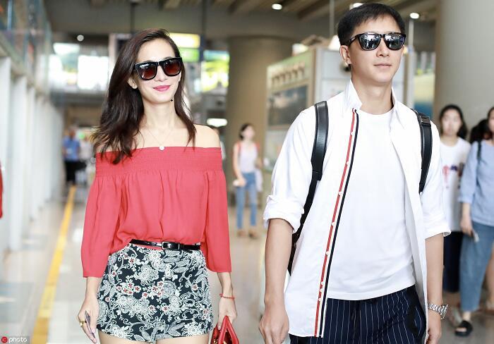 韩庚被曝与《战狼2》女主卢靖姗结婚 21日在香港注册登记