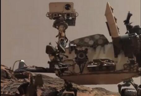 【最新发现】火星现高浓度甲烷 暗示火星可能存在生命