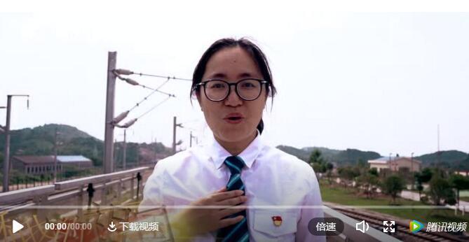 """鐵路""""蜘蛛俠""""獻上深情告白"""