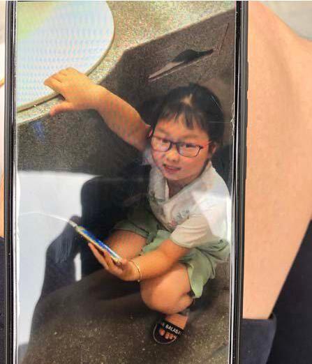 浙江失联女童家属:租客手机所发数字疑似女童发出
