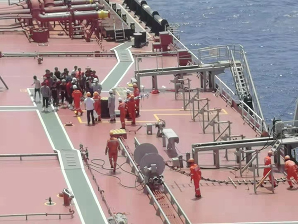 最新!在南沙海域遇险的海南渔船32名船员已全部获救