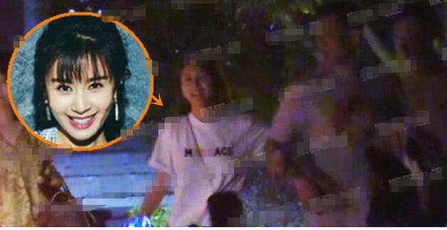 王子文恋情疑似曝光 和花臂男子一起前往酒店