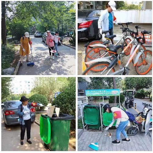 洪家楼街道:持续发力整治辖区环境 全力迎接卫生城市复审