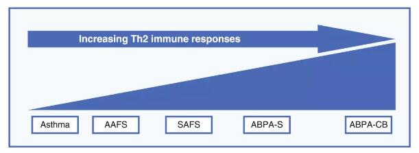 董亮:真菌致敏与哮喘和ABPA的关系
