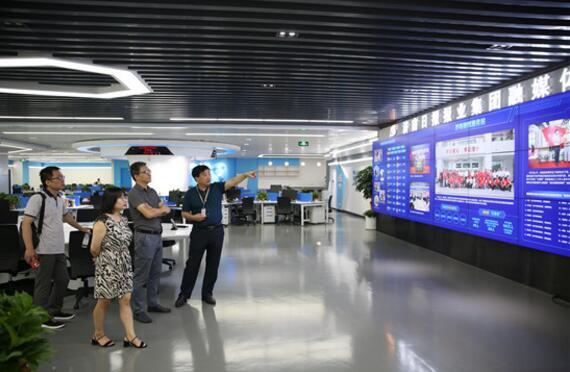 省内外新闻宣传系统同行来济南报业集团考察交流