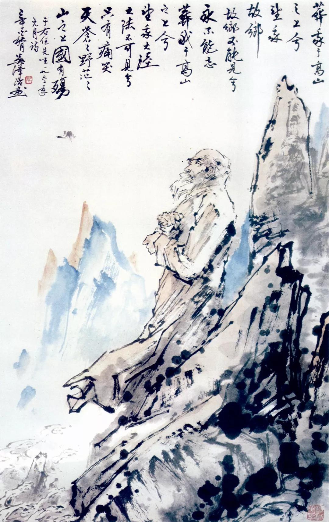 """诗画相济展同心 —— 忆""""台湾同胞爱国怀乡诗意画展"""""""