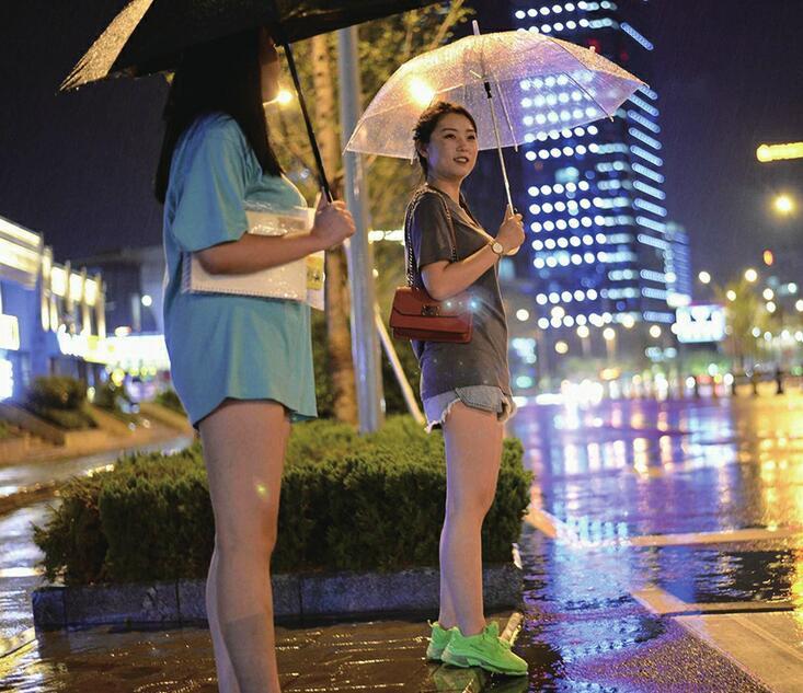 """时隔7年济南再发台风蓝色预警 """"利奇马""""减弱为强热带风暴"""