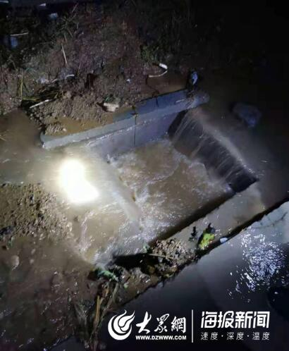 1959年以来最大一次降水 寿光仅剩720个大棚仍在排水