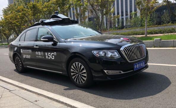 中智行5GAI无人驾驶 体验无人驾驶自主研发的力量
