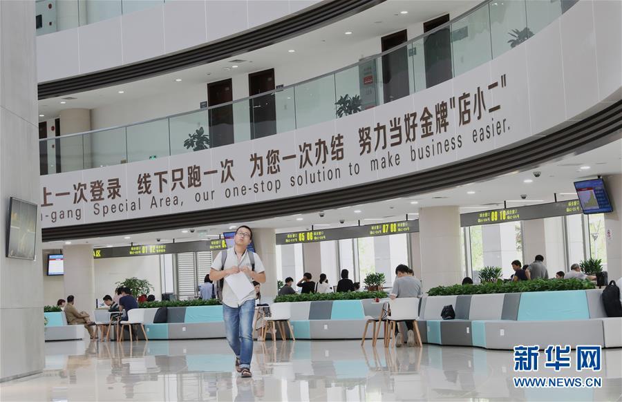 中国(上海)自由贸易试验区临港新片区正式揭牌