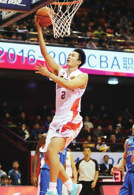 三后卫战术初显成效 世界杯下周开赛 中国男篮喜忧参半