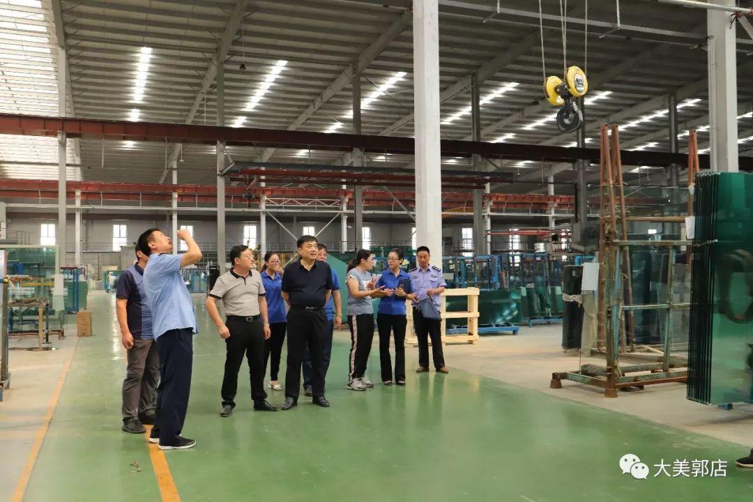 历城区郭店街道开展迎接新中国成立70周年特种设备专项检查