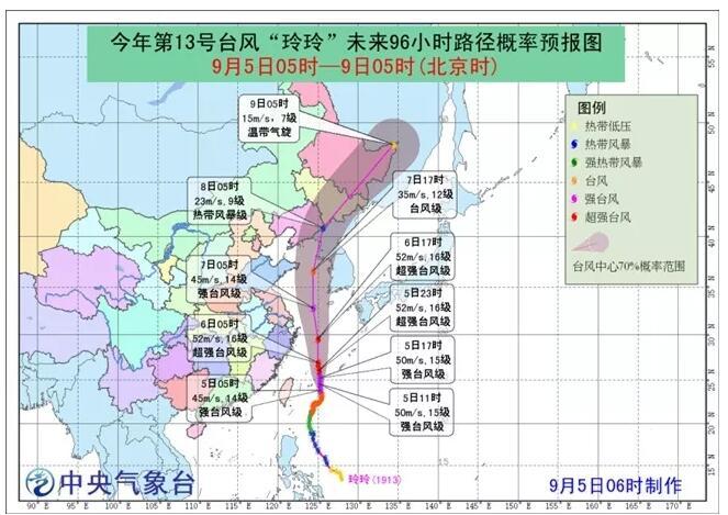 应急科普 | 台风黄色预警 附台风安全科普手册