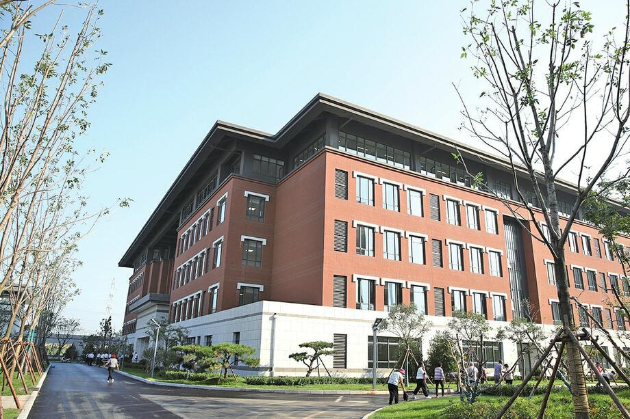崛起山东医学科研新高地 山东第一医科大学即将正式启用