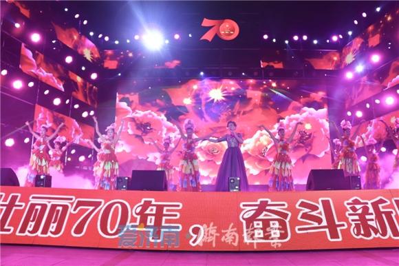 """""""壮丽70年·奋斗新时代""""历城区群众文化展演月活动启动"""