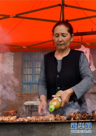脱贫路上最美的姿态:新疆南疆四地州脱贫者扫描