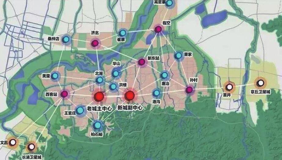 章丘6路公交车路线图