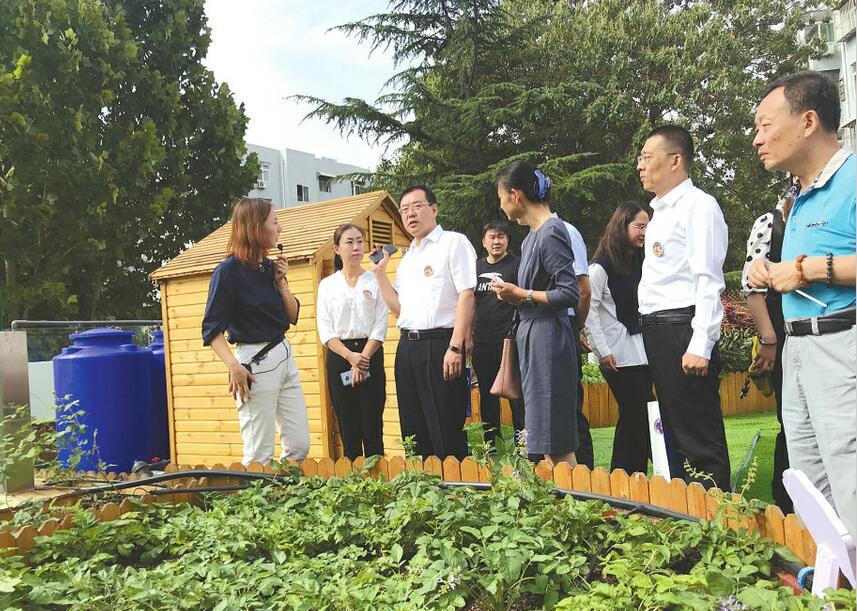礼赞共和国 智慧新生活 市中区启动2019年全国科普日活动