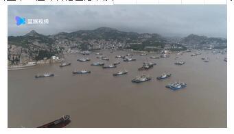 【台风路径资讯】第17号台风塔巴最新预报 21日凌晨进入东海影响浙江