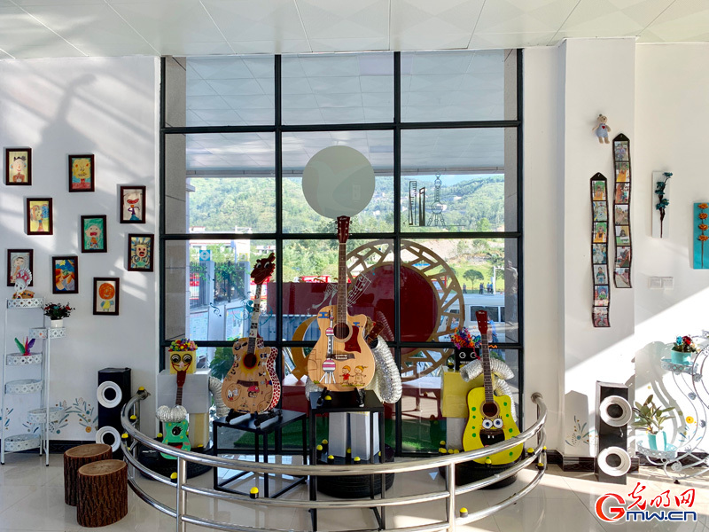 """【新中国从这里走来】正安吉他产业的""""野心"""":打造""""中国唯一、世界一流""""的吉他文化产业园"""