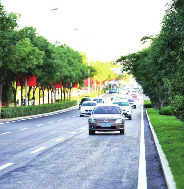 济南道路建设迎来高质量发展时代 让市民参与监督工程建设