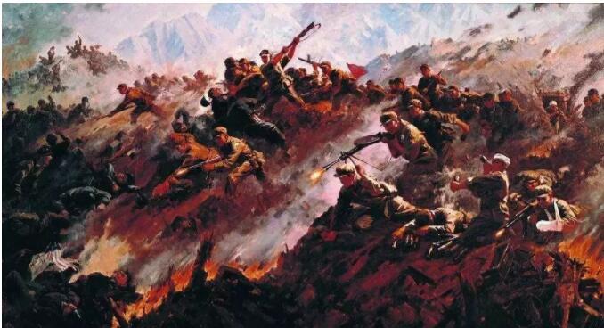 94岁老英雄回忆上甘岭:撤下阵地时,很多战友再也没回来…
