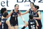 中国女排今日横扫塞尔维亚就能提前夺冠 安家杰:没算过,一场一场拼着打