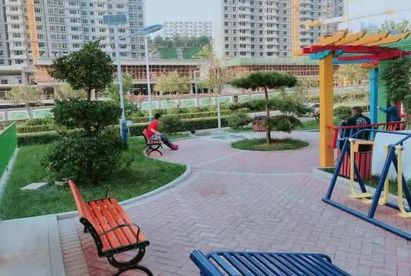 王官庄街道办事处节日期间推进市容环境整治