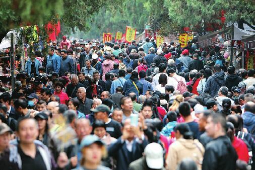 国庆假期全市共接待游客1288.4万人次 这个黄金周,济南到底火在哪儿?
