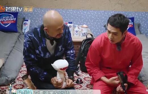徐锦江骑单车逃跑蓄谋已久 却被吴刚打动:我不逃跑了!