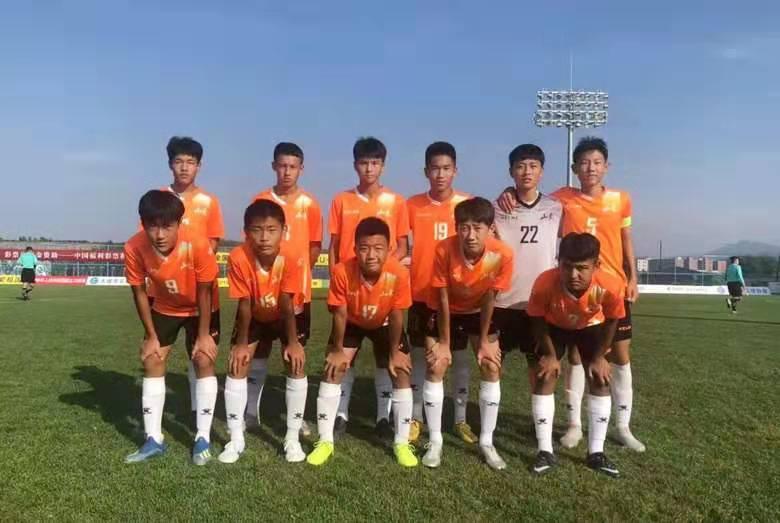 第三冠!鲁能足校U14红队勇夺2019赛季青超联赛冠军