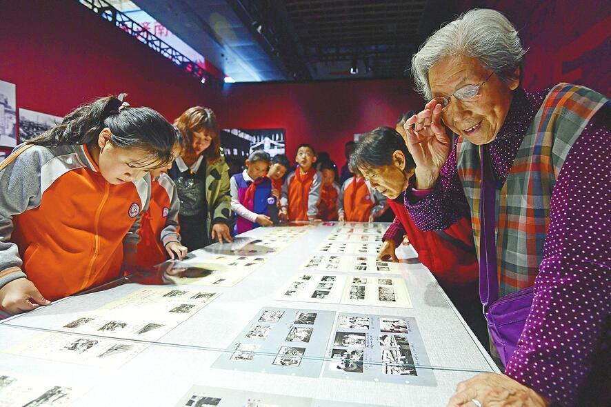 逾10万人现场不雅展、524万人次线上存眷!济南市庆贺中华人平易近共和国成立70周年生长成就展美满闭幕