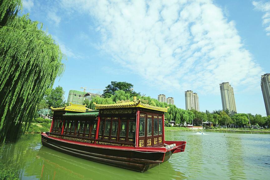 济南市生态环保志愿联盟成立 各界人士争做环保践行者宣传者