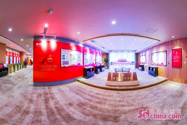 每个月竣工一个大型展馆,新之航创造祖国展馆设计施工新速度!