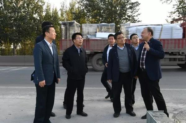 区委区政府主要领导开展专项检查