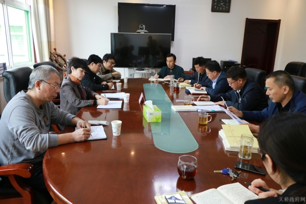 区委第十巡回指导组到北村指导专题研讨工作